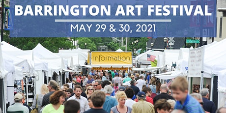 2021 Barrington Art Festival tickets