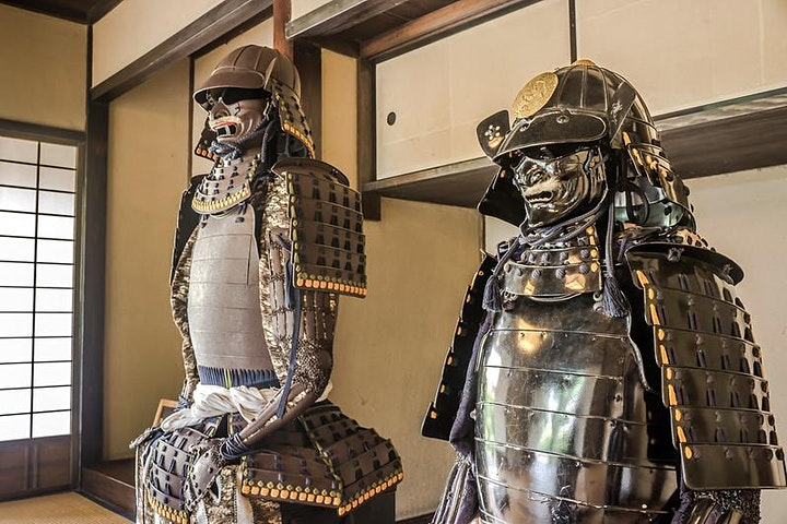 The Samurai: Myths and Realities - Japan Lecture #3 - 7 & 10pm image