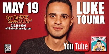 Comedian Luke Touma Live in Naples, Florida! tickets