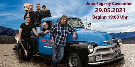 John Fogerty Coveration - The German Tribute to CCR tickets