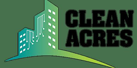 Clean Acres Technology Showcase (Webinar) tickets