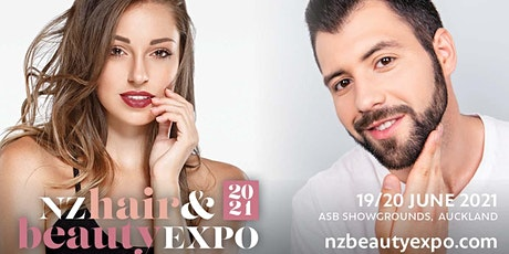 2021 NZ Hair & Beauty Expo tickets