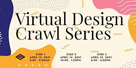 IIDA Oregon Chapter - 2021 Virtual Design Crawl_Stop 2 tickets