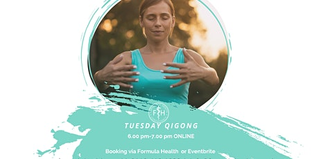 Qigong with Wendy @ FH Garden Studio  - Tuesdays  @ 6pm tickets