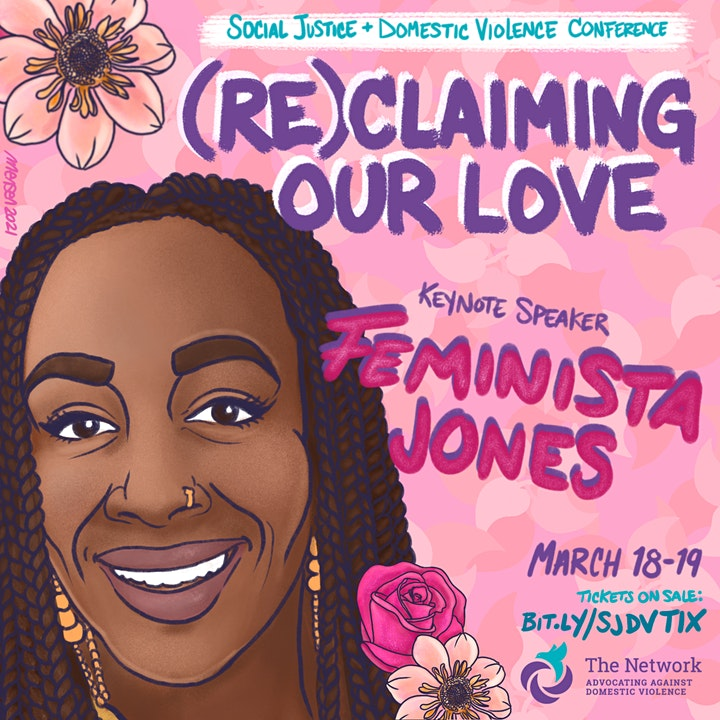 (Re)claiming Our Love: Social Justice & Domestic Violence Conference image