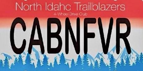 North Idaho Trail Blazers's Cabin Fever tickets