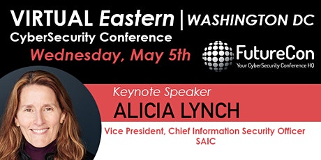 VIRTUAL Eastern | Washington DC CyberSecurity Conference tickets