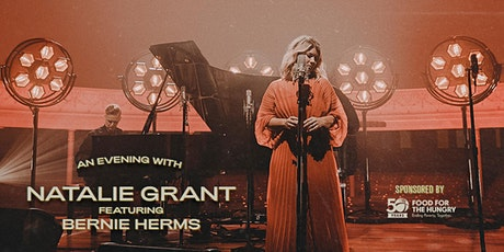 An Evening With Natalie Grant Featuring Bernie Herms tickets