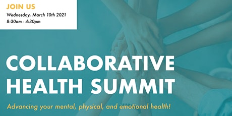 Collaborative Health Summit Replay tickets