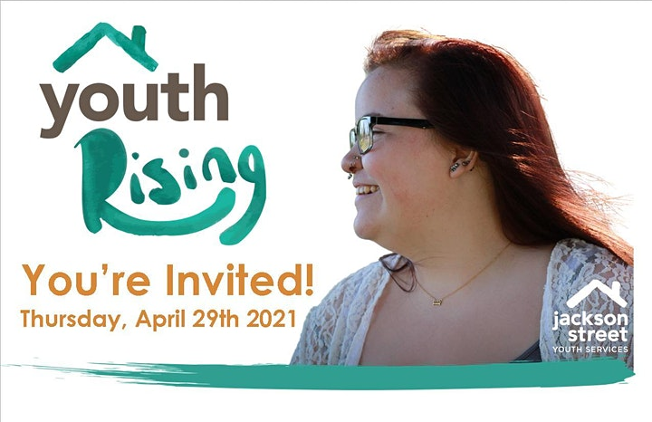Youth Rising - Virtual Fundraising Event! image
