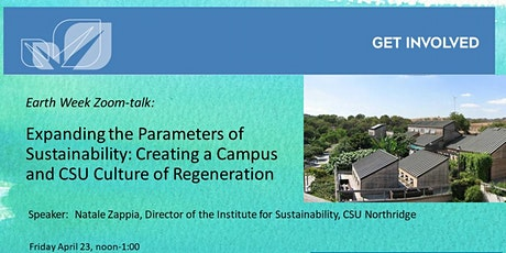 Expanding the Parameters of Sustainability tickets