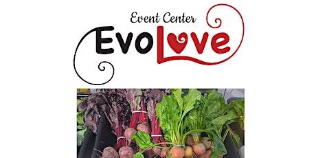 EvoLove Sunday Outdoor Market tickets