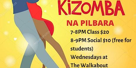 Kizomba Na Pilbara tickets