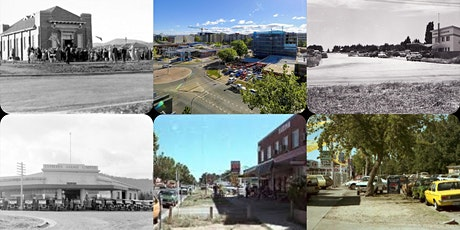 Braddon Modern History Tour - Canberra and Region Heritage Festival: 3-5pm tickets