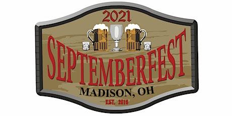 Madison Septemberfest tickets