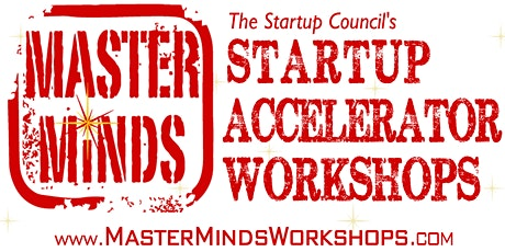 MasterMinds Startup Accelerator #50 Founder Q&A Investor Pitches Networking tickets
