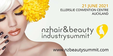 2021 NZ Hair and Beauty Industry Summit tickets
