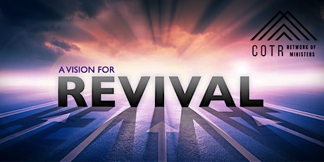 2021 COTR Network Conference- Vision 4 Revival tickets
