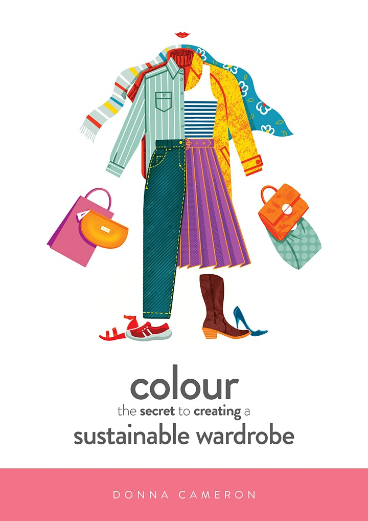 How to Build a Sustainable Wardrobe using COLOUR image