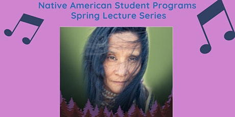 NASP  Spring Lecture Series with Pura Fé tickets
