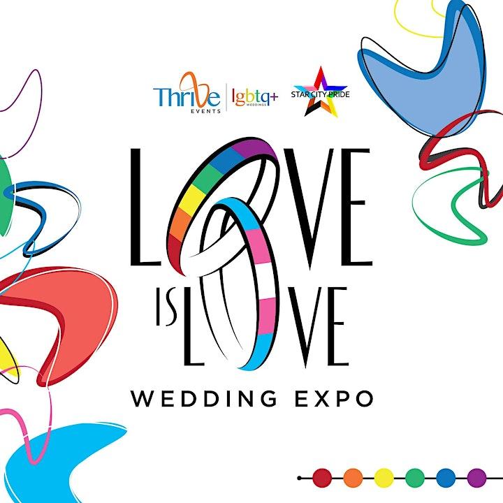 Love is Love Wedding Expo 2021 image