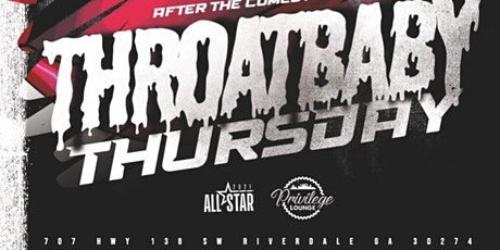 Throat Baby Thursdays tickets