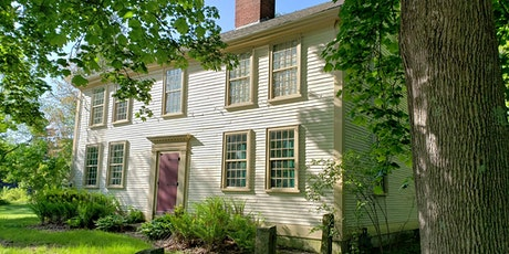 Reed Homestead Saturday Tours tickets
