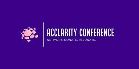 Acclarity Conference For Economic Recovery tickets