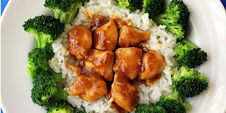Girl Scouts Class: ORANGE CHICKEN & SOY BUTTER BROCCOLI tickets