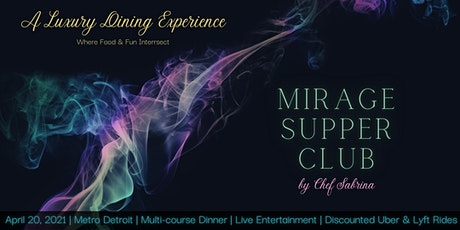 Luxury Dining Experience tickets