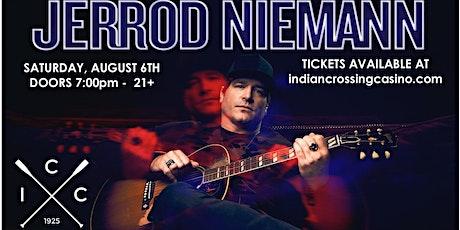 Jerrod Niemann at ICC tickets