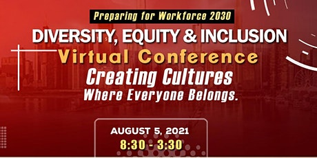 2021 Inclusion Conference:  Creating Cultures Where Everyone Belongs tickets