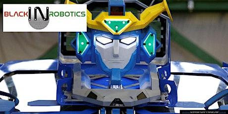 Intermediate Robotics 2: Build a ROS 2 Robot Sponsored by Amazon tickets