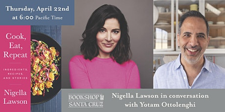 COOK, EAT, REPEAT: Nigella Lawson in Conversation with Yotam Ottolenghi tickets