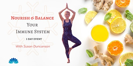 Nourish & Balance Your Immune System tickets