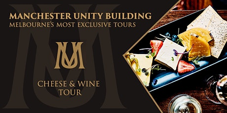 Cheese & Wine Tour tickets