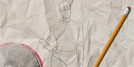 Life Drawing With a Comedian - Sydney tickets