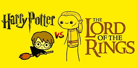 Harry Potter vs Lord of the Rings: Stand up comedy showdown tickets