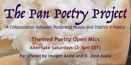 Themed Poetry Open Mic tickets