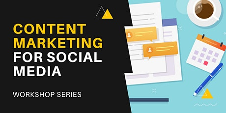 Content Marketing Strategy for Social Media tickets
