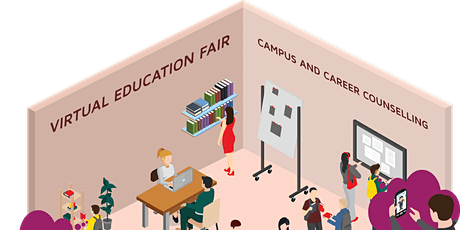 Algeria International Virtual Education Fair 2021 online tickets