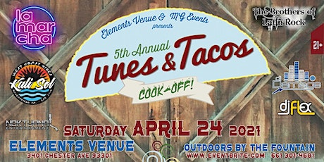 5th Annual Tunes & Tacos tickets