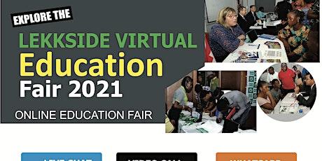 Libya International Virtual Education Fair 2021 online tickets