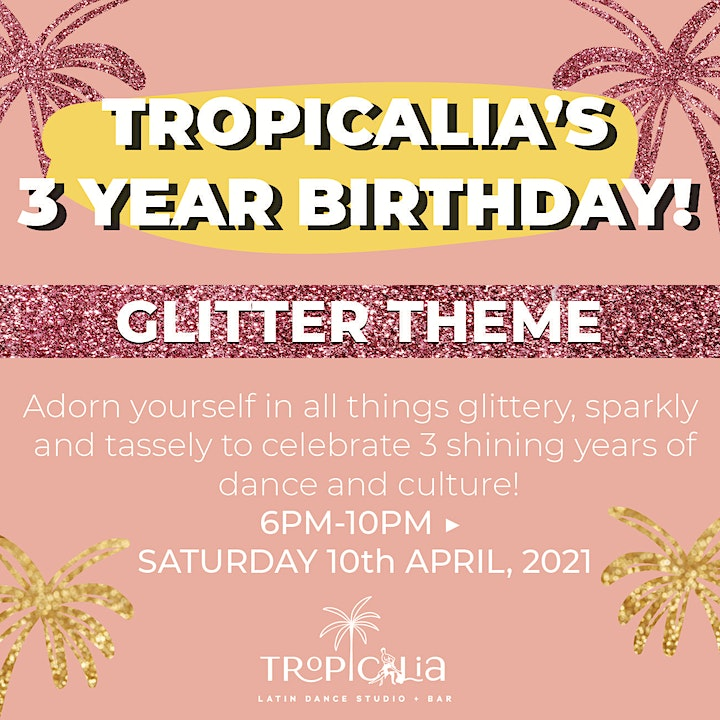 Tropicalia 3 Year Anniversary Party image
