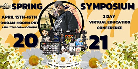 SPRING SYMPOSIUM 2021: The Cure is in our Culture tickets