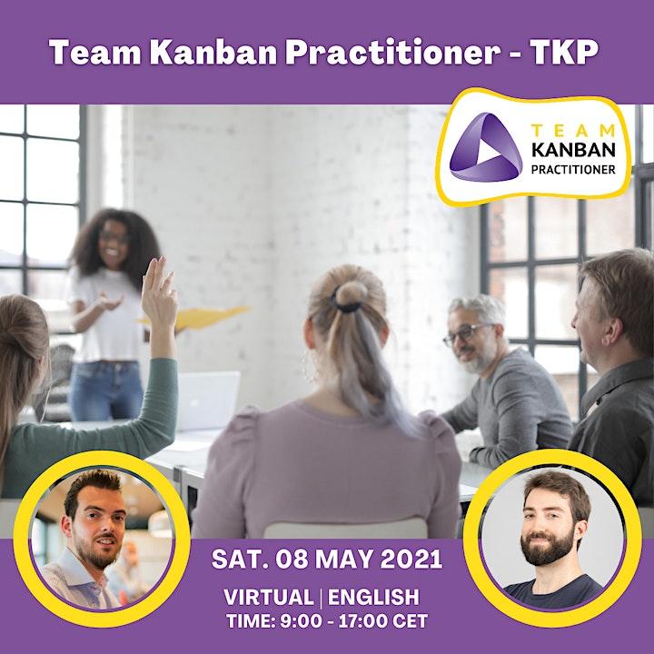 Team Kanban Practitioner (TKP) Training (Virtual) image