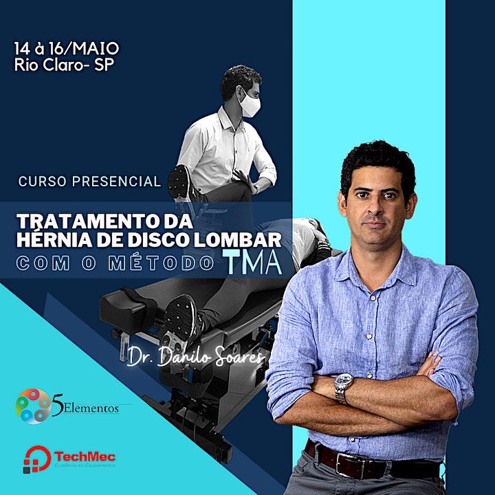Imagem do evento TRATAMENTO DA HÉRNIA DE DISCO LOMBAR COM MÉTODO TMA
