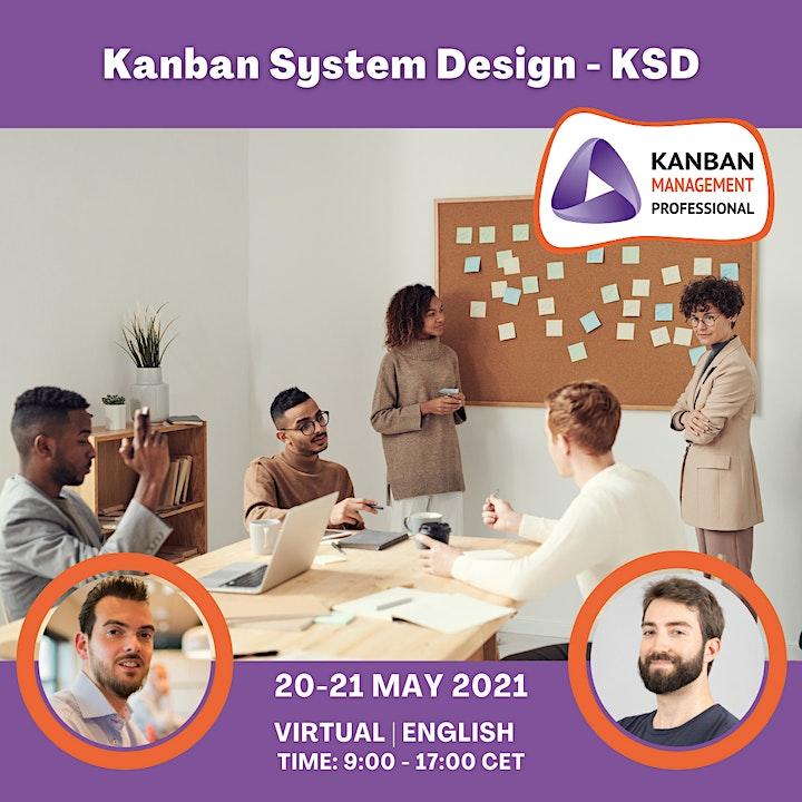 Kanban System Design (KSD) Training (Virtual) image
