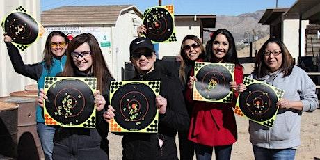 Women's Pistol Program tickets