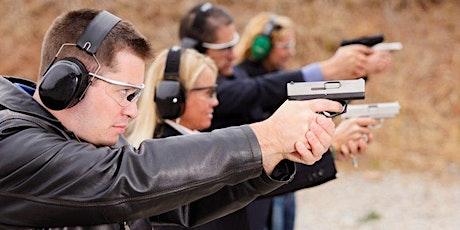 Pistol Program Clinic  MEN & WOMEN tickets